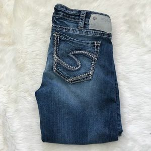 ✺Silver Jeans